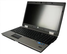 Hewlett Packard – EliteBook 8540p