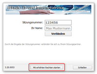 Fernwartungssoftware